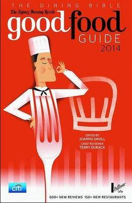 Sydney Morning Herald Good Food Guide 2015 book