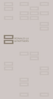 Ronald Lu and Partners book