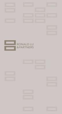 Ronald Lu and Partners by Ronald Lu & Partners