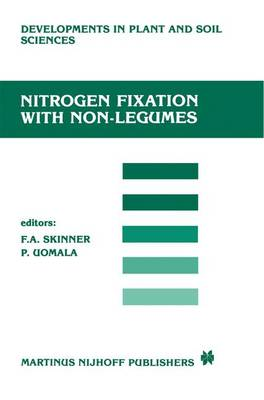 Nitrogen Fixation with Non-Legumes by Frederick Arthur Skinner