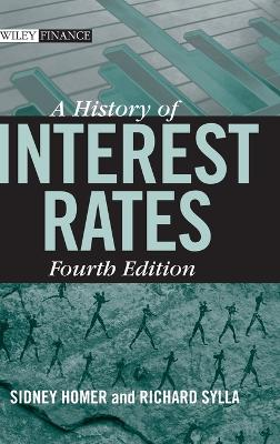 A History of Interest Rates by Sidney Homer