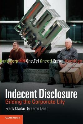 Indecent Disclosure by Frank Clarke