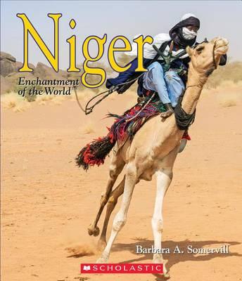 Niger by Barbara A Somervill