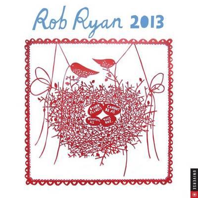 Rob Ryan Calendar by Rob Ryan