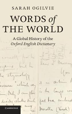 Words of the World by Sarah Ogilvie
