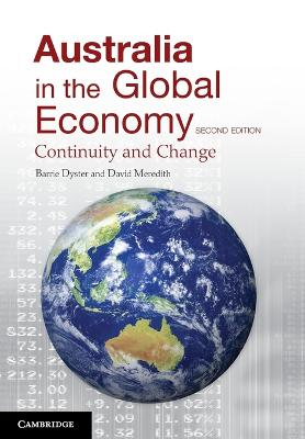 Australia in the Global Economy by Barrie Dyster