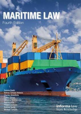 Maritime Law by Yvonne Baatz