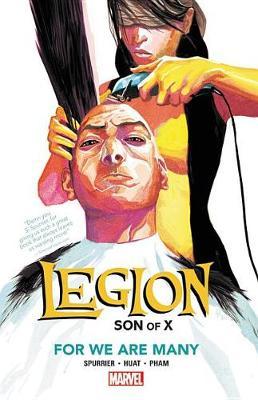 Legion: Son Of X Vol. 4 - For We Are Many by Simon Spurrier