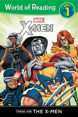 X-Men: These Are The X-Men book