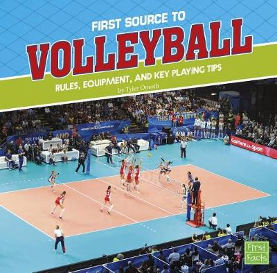 First Source to Volleyball book