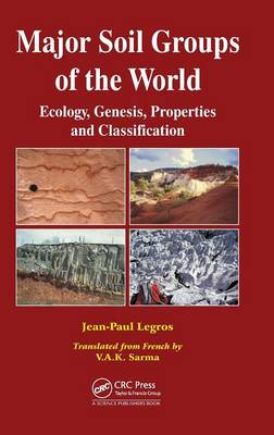 Major Soil Groups of the World by Jean-Paul Legros