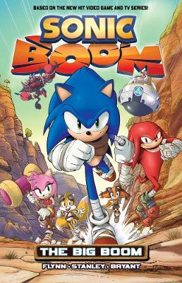 Sonic Boom Volume 1 by Sonic Scribes