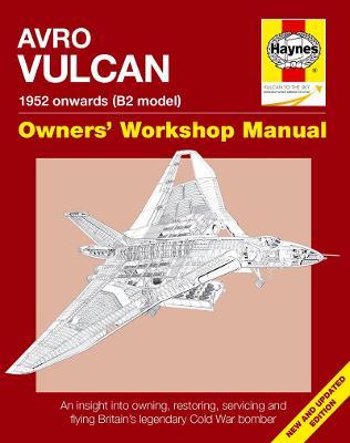Avro Vulcan Manual by Haynes