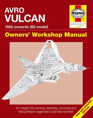 Avro Vulcan Manual by Haynes