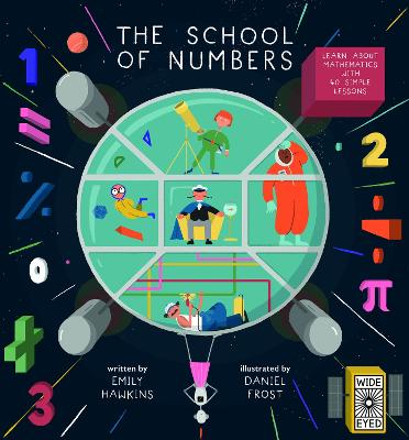 The School of Numbers by Emily Hawkins