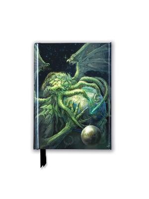 Eddie Sharam: Cthulhu Rising (Foiled Pocket Journal) by Flame Tree Studio