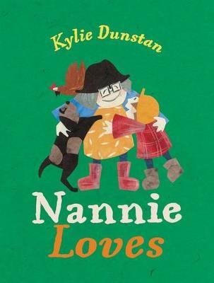 Nannie Loves book