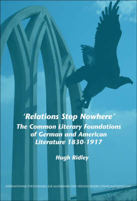 'Relations Stop Nowhere' by Hugh Ridley