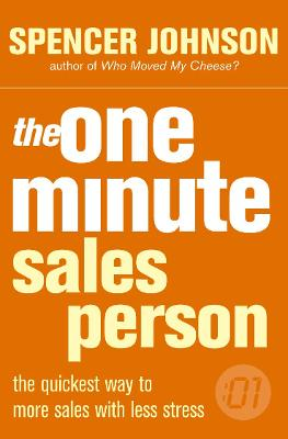 One Minute Manager Salesperson by Spencer Johnson