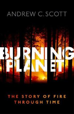 Burning Planet by Andrew C. Scott