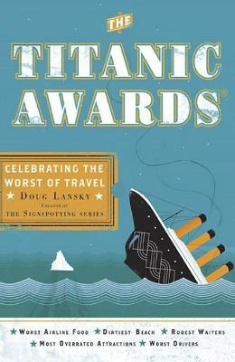 Titanic Awards book