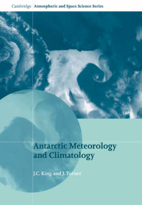 Antarctic Meteorology and Climatology book