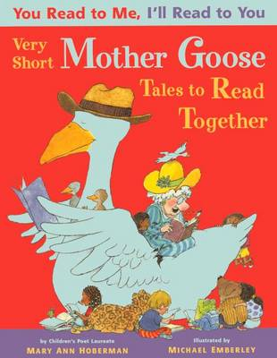 Very Short Mother Goose Tales to Read Together by Mary Ann Hoberman