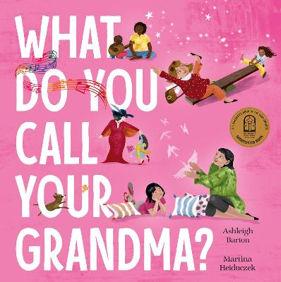 What Do You Call Your Grandma? book