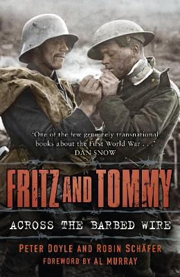 Fritz and Tommy book