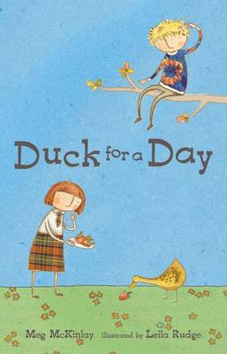 Duck for a Day by Meg McKinlay