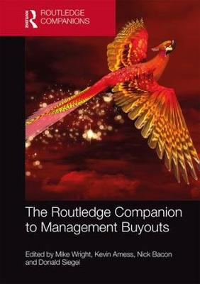 Routledge Companion to Management Buyouts book