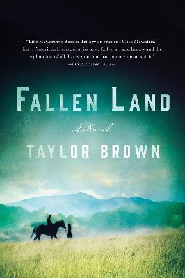 Fallen Land book