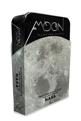 Moon Playing Cards: Featuring photos from the archives of NASA by Chronicle Books