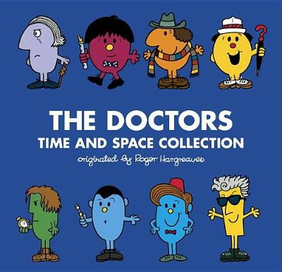 The Doctors: Time and Space Collection by Adam Hargreaves