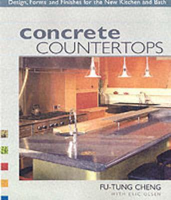 Concrete Countertops by Fu-Tung Cheng