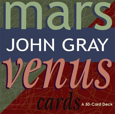 Mars Venus Cards by John Gray