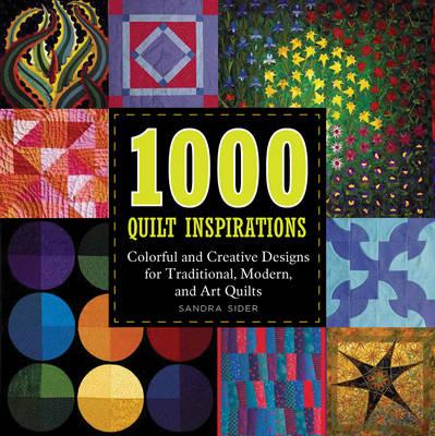 1000 Quilt Inspirations book