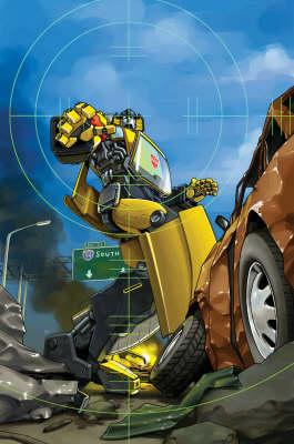 Transformers: Escalation Escalation by E. J. Su