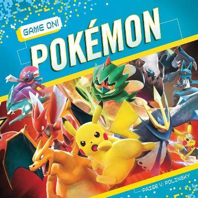 Game On! Pokemon book