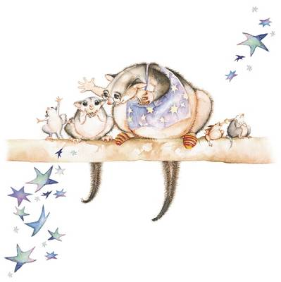 Possum Magic + Canvas Picture by Mem Fox