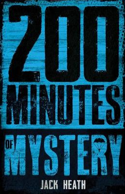 200 Minutes of Mystery book