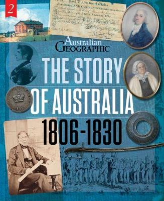 The Story of Australia:1806-1830 book