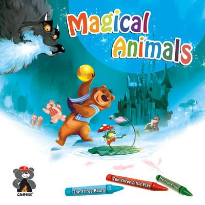 Magical Animals by Jason Quinn
