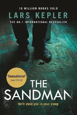 The Sandman (Joona Linna, Book 4) by Lars Kepler