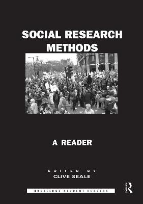 Social Research Methods by Clive Seale