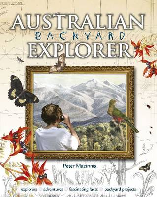 Australian Backyard Explorer book