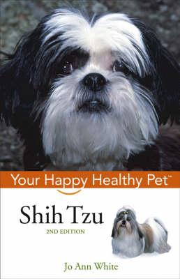 Shih Tzu by Jo Ann White