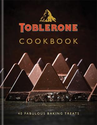 Toblerone Cookbook: 40 fabulous baking treats book