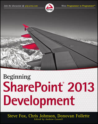 Beginning Sharepoint 2013 Development by Steven Fox
