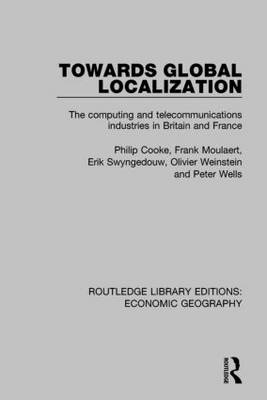 Towards Global Localization by Philip Cooke